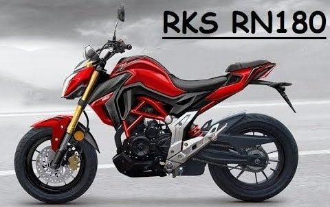 Rks Rn 180 Motosiklet
