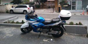 Suzuki İnazuma 250 Motosiklet