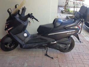 Sym Gts 250 Motosiklet