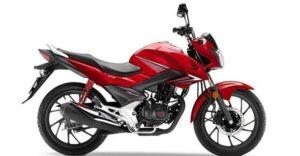 İstanbul Motorlu Kurye Honda CB- 125