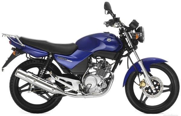Yamaha Ybr 125 Motosiklet